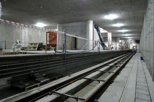W Szwajcarii transport towarowy schodzi pod ziemię