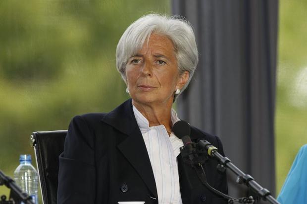 Szefowa MFW optymistycznie o perspektywach globalnego wzrostu