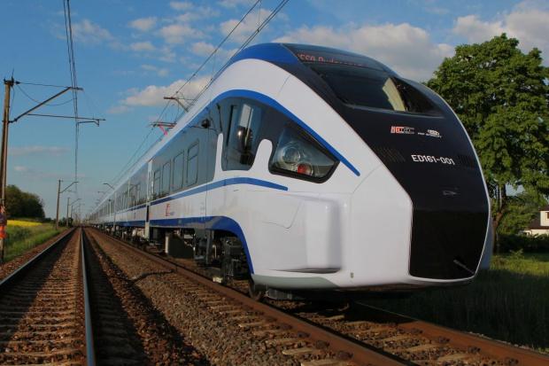 Kolejne dwa Darty odebrane przez PKP Intercity