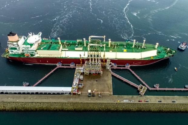 Gazoport w Świnoujściu dobry dla gazowego bezpieczeństwa i naszych portfeli