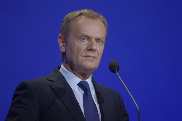 Tusk: budowa Nord Stream 2 nie pomoże w dywersyfikacji energetycznej