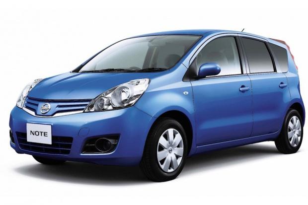 Nissan wezwie do serwisu starsze modele Note