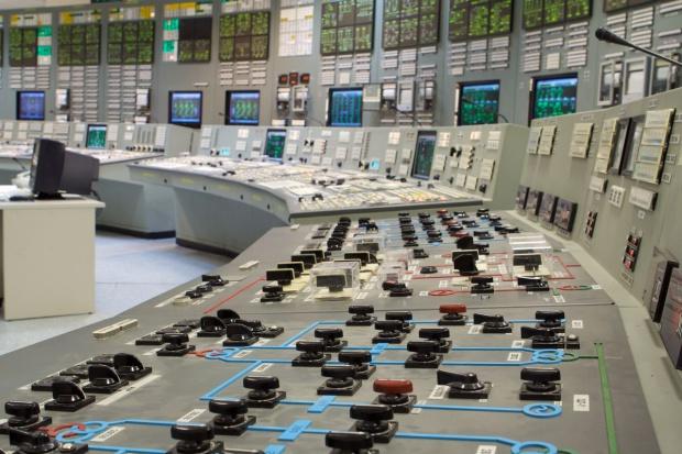 Awaria elektrowni atomowej pod Petersburgiem