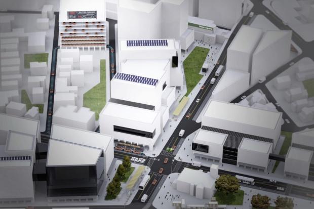 Audi w mieście przyszłości