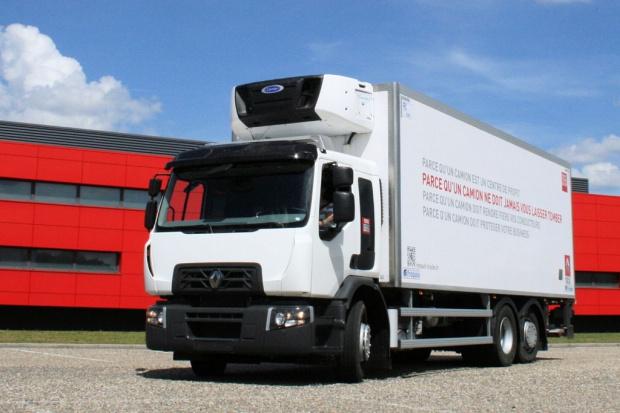 Więcej pojazdów Renault Trucks z silnikiem 11 l