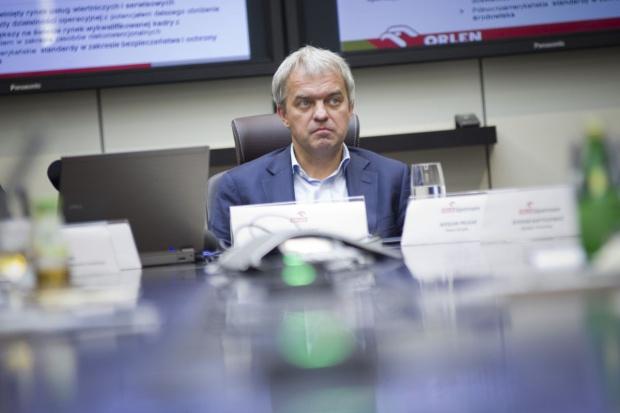 Jacek Krawiec ustępuje z rady nadzorczej Unipetrolu