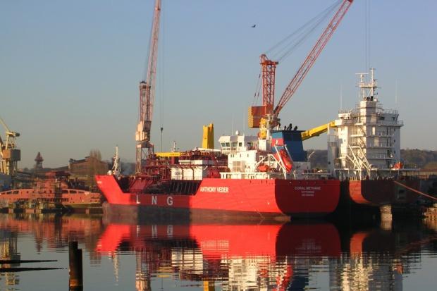 Stocznie: statki polarne zamiast platform