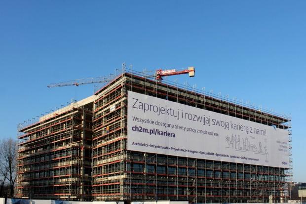 CH2M stworzy w Krakowie drugie co wielkości biuro na świecie