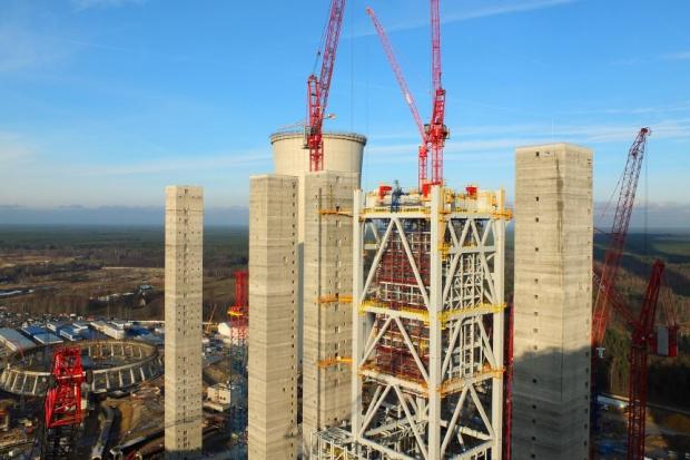 Polimex Energetyka wykona montaż konstrukcji w Opolu