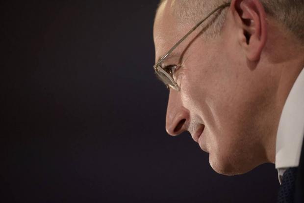 Zaoczny nakaz aresztowania Chodorkowskiego