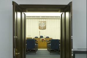 Ustawa o KNF przed Senatem