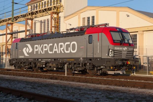 PKP Cargo ma już sześć lokomotyw Vectron