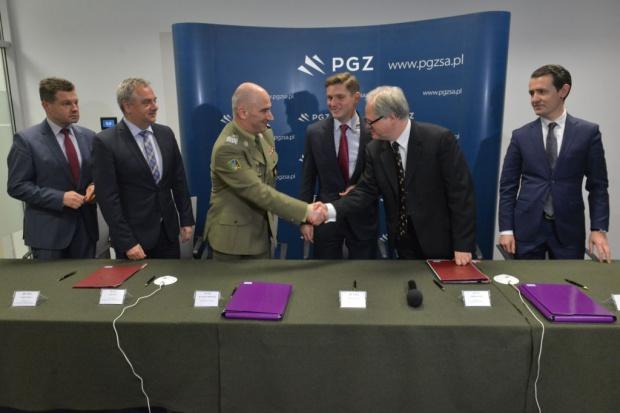Podpisano umowę ws. modernizacji Leopardów