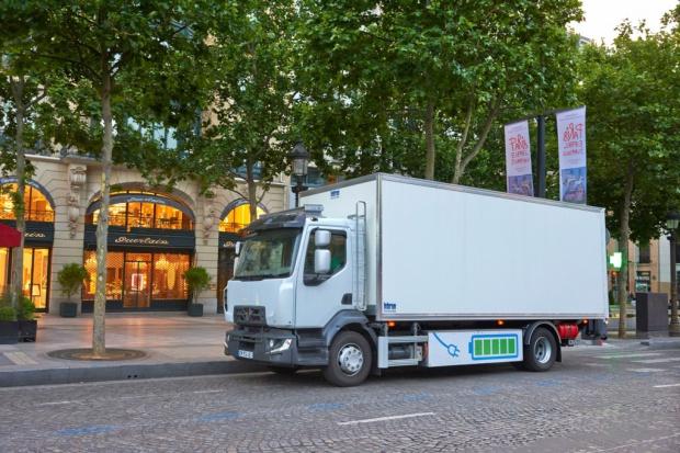 Pomysły Renault Trucks na COP21