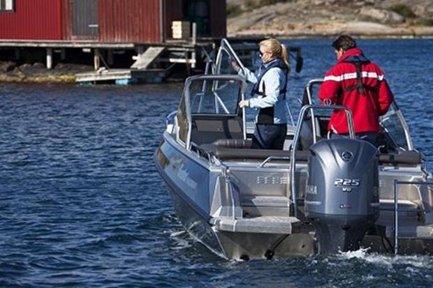 Yamaha przejmuje Buster Boats