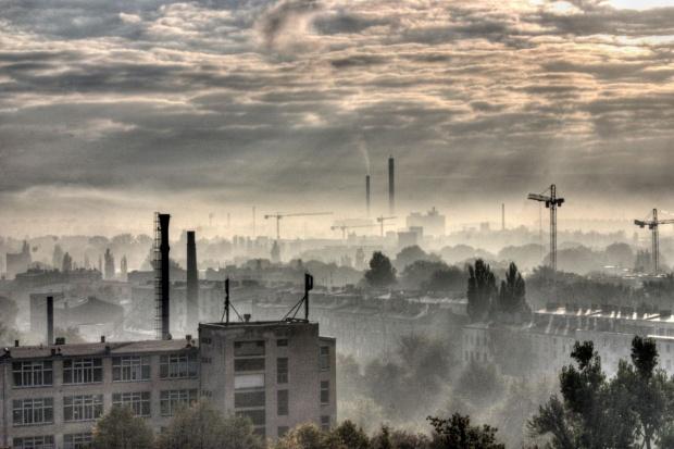 Ostrzeżenie dot. jakości powietrza na Mazowszu