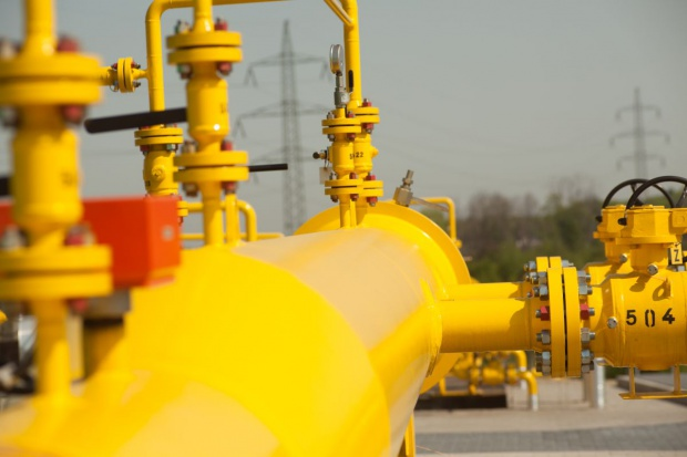 Ukraina zwiększa import gazu z Europy