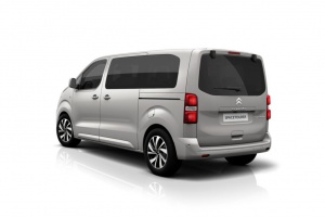 Citroen SpaceTourer. fot. PSA