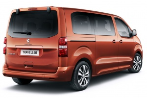 Peugeot Traveller. fot. PSA