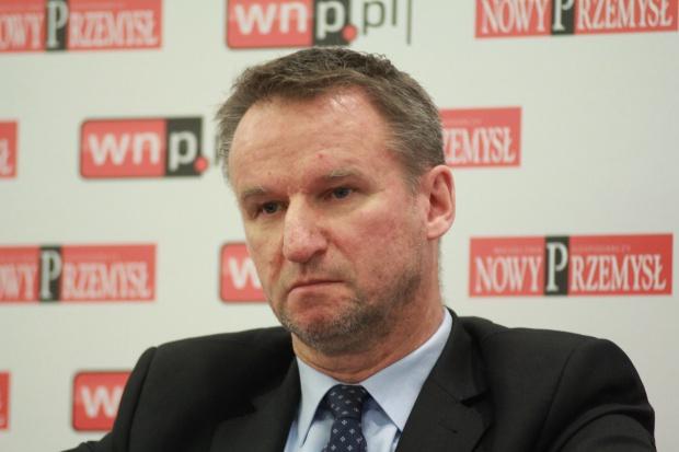 Michal Heřman, prezes PG Silesia, zaniepokojony sytuacją w górnictwie