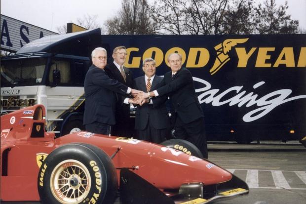 Goodyear i Dębica: dwie dekady razem