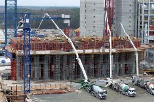 Polimex: zakończono betonowanie pod turbozespół w Opolu