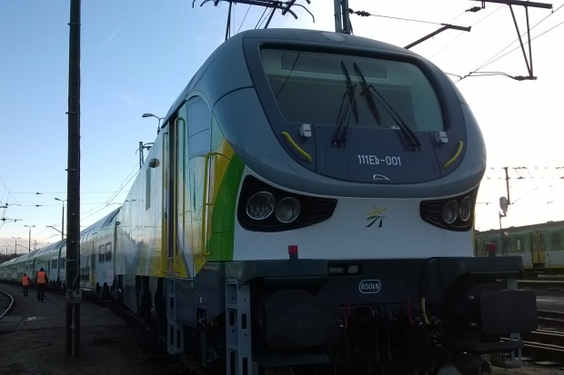 Pesa zakończyła dostawę lokomotyw i wagonów dla KM