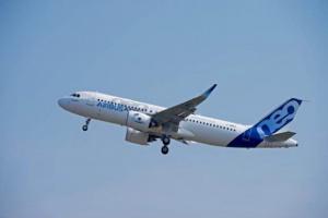 Airbus opóźnia dostawę pierwszego A320neo