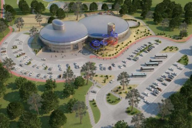 Sześć firm rozmawia ze Słupskiem o dokończeniu aquaparku
