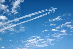 Awaryjne lądowanie rosyjskiego samolotu pasażerskiego