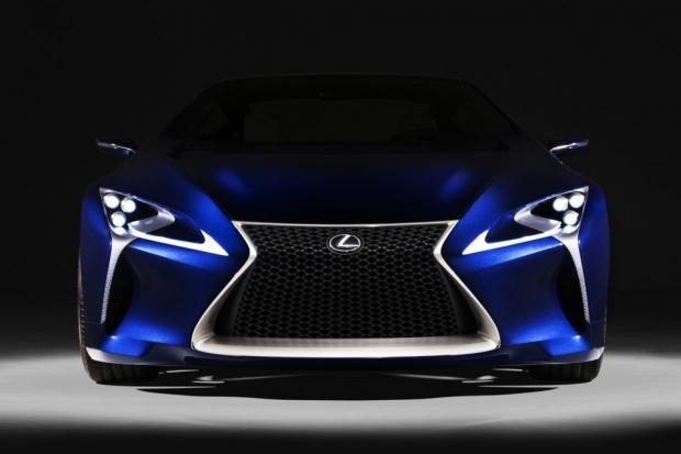 Lexus szykuje sportową premierę