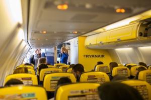 Kolejne grupy w Ryanair zapowiadają strajki