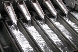 Nadprodukcja aluminium w Chinach znowu rośnie