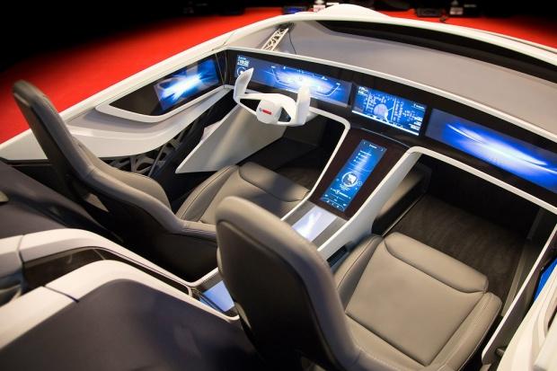 Samochodowe technologie przyszłości tuż, tuż...