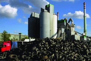 Cementownie mogą spalić 10 proc. polskich odpadów