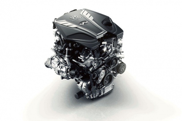 Trzylitrowy silnik twin-turbo V6 dla Infiniti