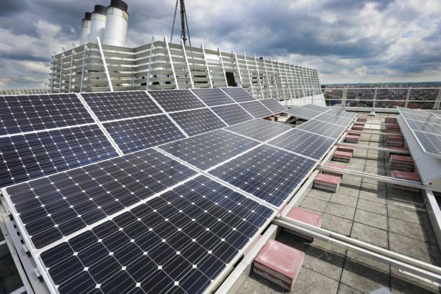 PKP PLK rozszerzają testy instalacji solarnych