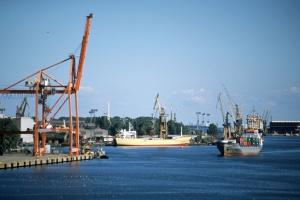 Porr z najkorzystniejszą ofertą na obrotnicę w porcie w Gdyni
