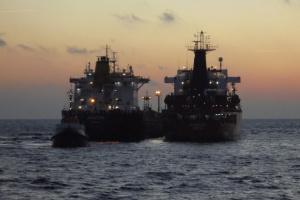 Pierwsza ropa ze złoża B8 już w rafinerii