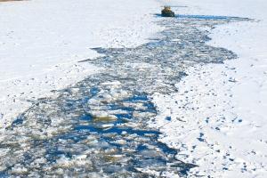 Wstrzymana żegluga na Dunaju