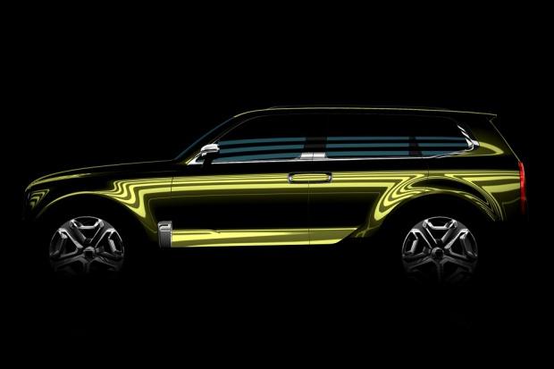 Kia: nowe spojrzenie na SUV'a