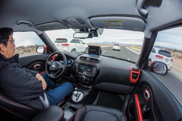 Autonomiczne samochody będą bezpieczniejsze