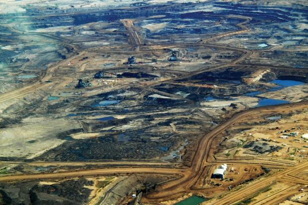 Kanadyjskie piaski roponośne mogą wyschnąć?