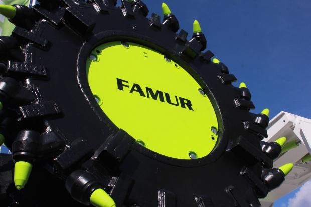 Famur zakończył pierwszą fazę połączenia z Elgór + Zamet