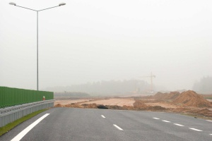 Kolejny odcinek autostrady A2 z pozwoleniem na budowę