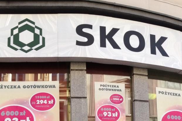 KNF zawiesza działalność kolejnego SKOK-u i występuje o upadłość