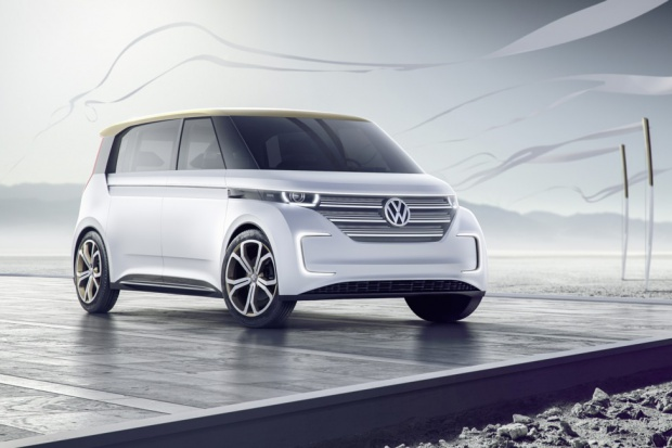 """VW BUDD-e czyli nowy """"Bulli"""""""