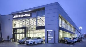 Zmiana w sieci dealerskiej Mercedesa, AMG i smarta