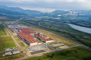 Fabryka Kia w Żylinie. fot. Kia