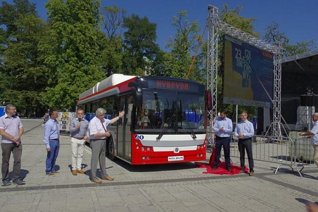 40 autobusów hybrydowych w Częstochowie